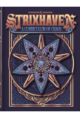 Wizards of the Coast Preorder Strixhaven:  A Curriculum of Chaos Alt-cover