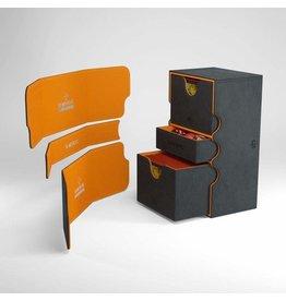 Stronghold 200+ Card Deck Box: XL (2021 Edition) black
