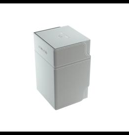 Watchtower 100+ Card Convertible Deck Box: White