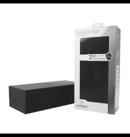 Dungeon 1100+ Card Convertible Deck Box: Black