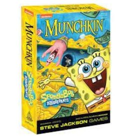 Usaopoly Munchkin: Spongebob