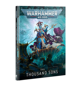 Games Workshop Codex Thousand Sons 2021