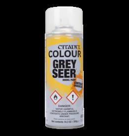 Games Workshop Citadel Spray - Primer Grey seer