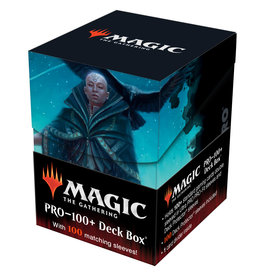 Ultra Pro Commander Adventures in the Forgotten Realms PRO 100+ Deck Box and 100ct sleeves V2 featuring Sefris of the Hidden Ways for Magi