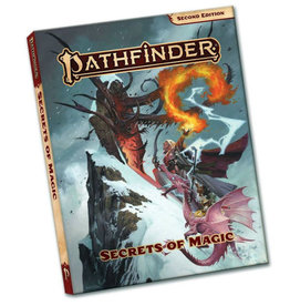 Paizo Pathfinder Second Edition: Secrets of Magic Pocket Edition