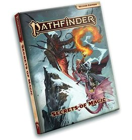 Paizo Pathfinder second edition: Secrets of Magic Hardcover