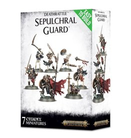 Games Workshop ETB Deathrattle Sepulchral Guard