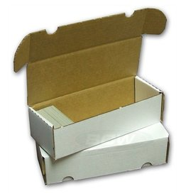 BCW 550CT CARDBOARD BOX (Pick up only)