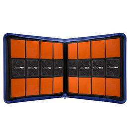 Ultra Pro Ultra Pro 12-Pocket Zippered Binder - Blue