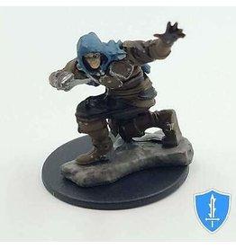Wizkids Pathfinder Battles: Premium Painted Figure - W1 Human Rogue Male