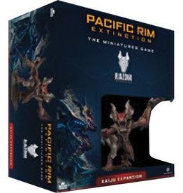 Pacific Rim: Extinction Miniatures Game - Raijin Expansion