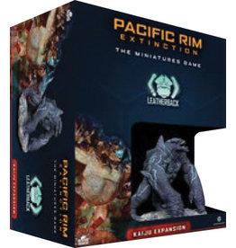 Pacific Rim: Extinction Miniatures Game - Leatherback Expansion