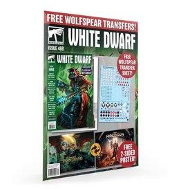 Games Workshop White Dwarf 468 Sept 2021