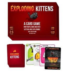 Exploding Kittens, LLC Exploding Kittens