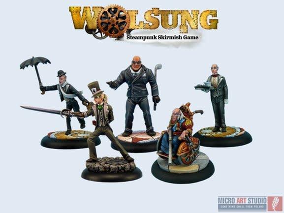 Wolsung Ash and Oak Starter