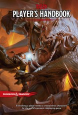 Wizards of the Coast D&D 5e Players Handbook