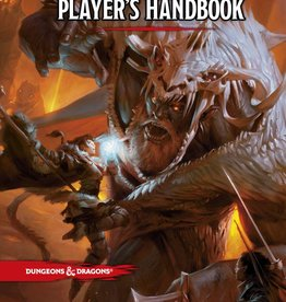 Wizards of the Coast D&D 5e Players Handbook