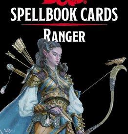 D&D 5e Spellbook Cards Ranger