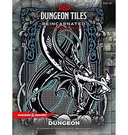 Wizards of the Coast Dungeons and Dragons RPG: Dungeon Tiles Reincarnated - Dungeon