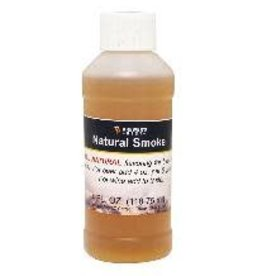 Natural Smoke Flavoring Extract 4 oz