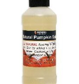Natural Pumpkin Spice Flavoring Extract 4 oz