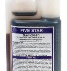 Five Star Saniclean - 16 oz