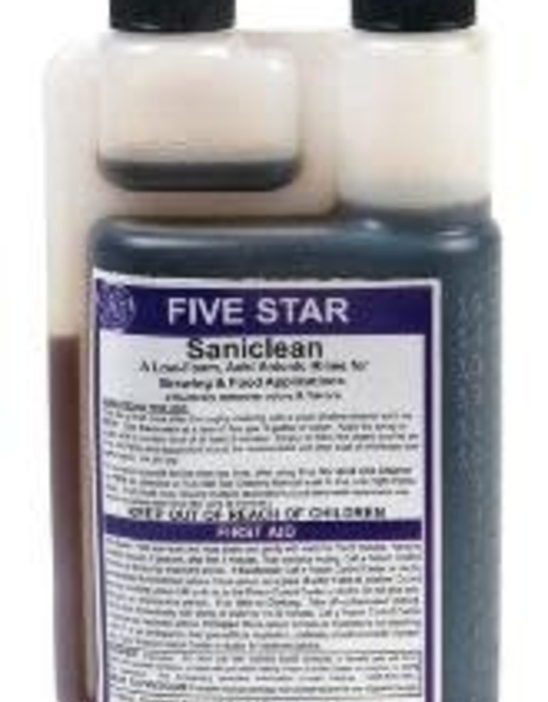 Five Star Saniclean - 16 oz
