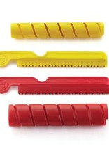 Spiral Cutter for Hot Dogs
