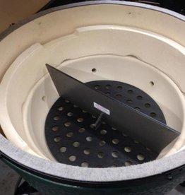Firebox Divider for Big Green Egg - XLarge