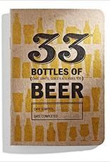 Beer Tasting - Bottles of Beer Log Journal