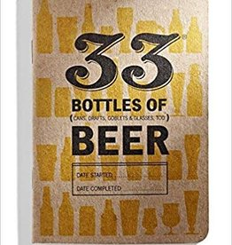 Beer Tasting - Bottles of Beer Log Journal