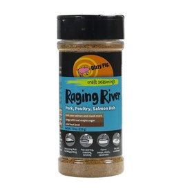 Raging River Rub Seasoning Spice - Dizzy Pig - 8 oz Shaker Bottle