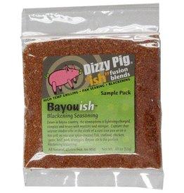 """Ish"" Fusion Blend Bayou-ish Rub Seasoning Spice - Dizzy Pig - Individual Size"