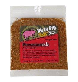 """Ish"" Fusion Blend Peruvian-ish Rub Seasoning Spice - Dizzy Pig - Individual Size"