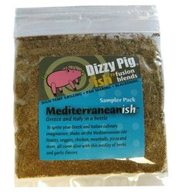 """Ish"" Fusion Blend Mediterranean-ish Rub Seasoning Spice - Dizzy Pig - Individual Size"