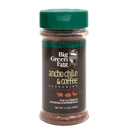 Big Green Egg Big Green Egg Seasoning Spice - Ancho Chile (Chili) & Coffee
