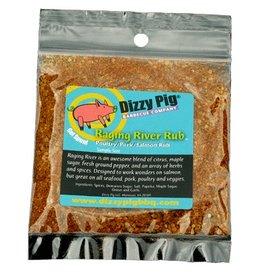Raging River Rub Seasoning Spice - Dizzy Pig - Individual Size