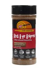 Red Eye Express Rub Seasoning Spice - Dizzy Pig - 8 oz Shaker Bottle