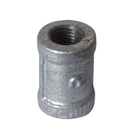 "Stainless Steel 1/4"" FPT Threaded Coupler Coupling"