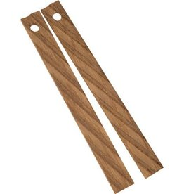 BeerStix American Oak Carboy Sticks - Medium Plus Toast - Pack/2