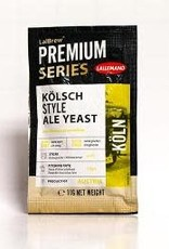 Lallemand Premium Series LalBrew Koln Kolsch Style Ale Dry Yeast