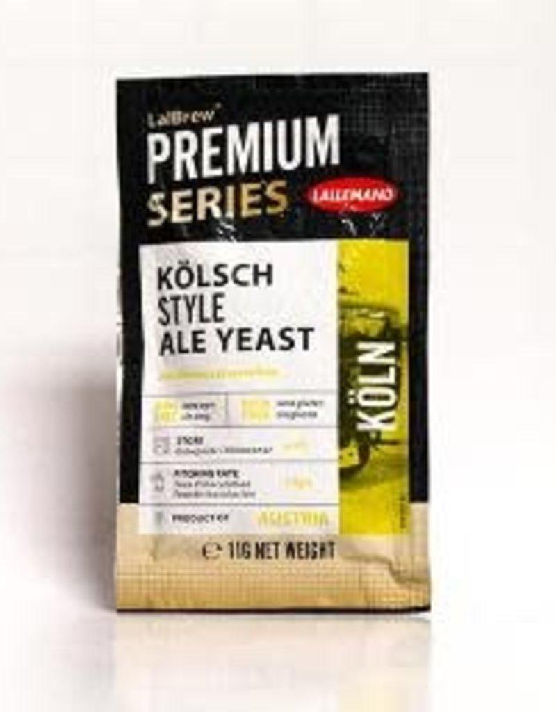 Lallemand Premium Series LalBrew Koln Kolsch Style Ale Dry Yeast
