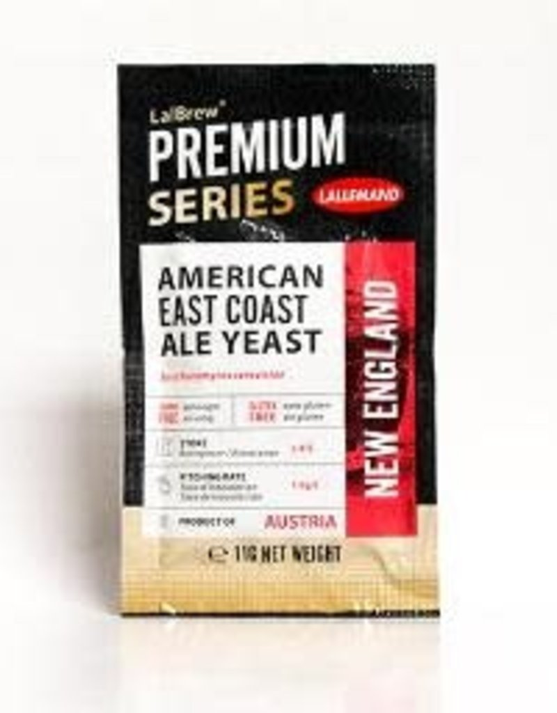 Lallemand Premium Series LalBrew American New England East Coast Ale Dry Yeast