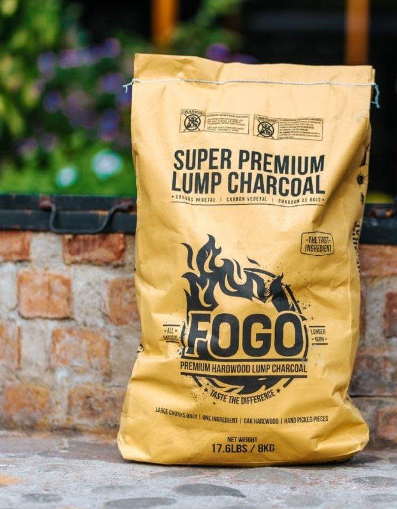 Big Green Egg FOGO 100% Natural Oak Super Premium Hardwood Lump Charcoal (17.6lb)