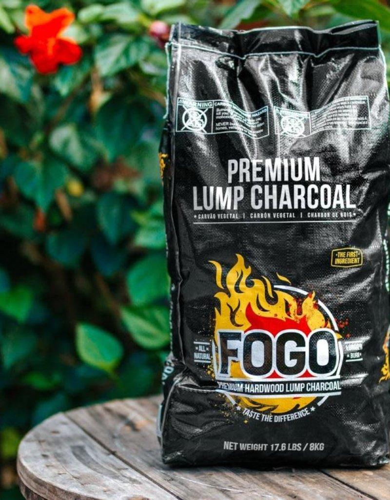 Big Green Egg FOGO 100% Natural Oak Premium Hardwood Lump Charcoal (17.6lb)