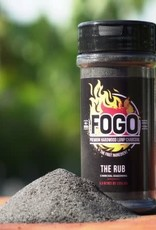FOGO The Rub - Charcoal Seasoning - 5.5 oz Bottle