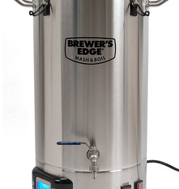 Brewer's Edge Mash and Boil All Grain Brewing System With Pump - 8G