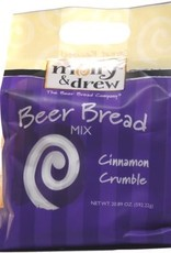 Cinnamon Crumble Beer Bread