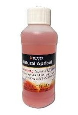 Natural Apricot Flavoring Extract 4 oz