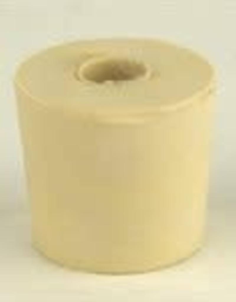 #5 Drilled Rubber Stopper / Bung